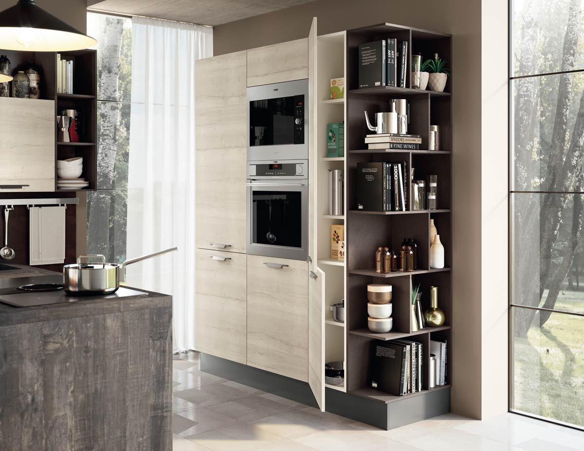 Cucina componibile ampia gamma di elementi e finiture - Elementi cucina componibile ...