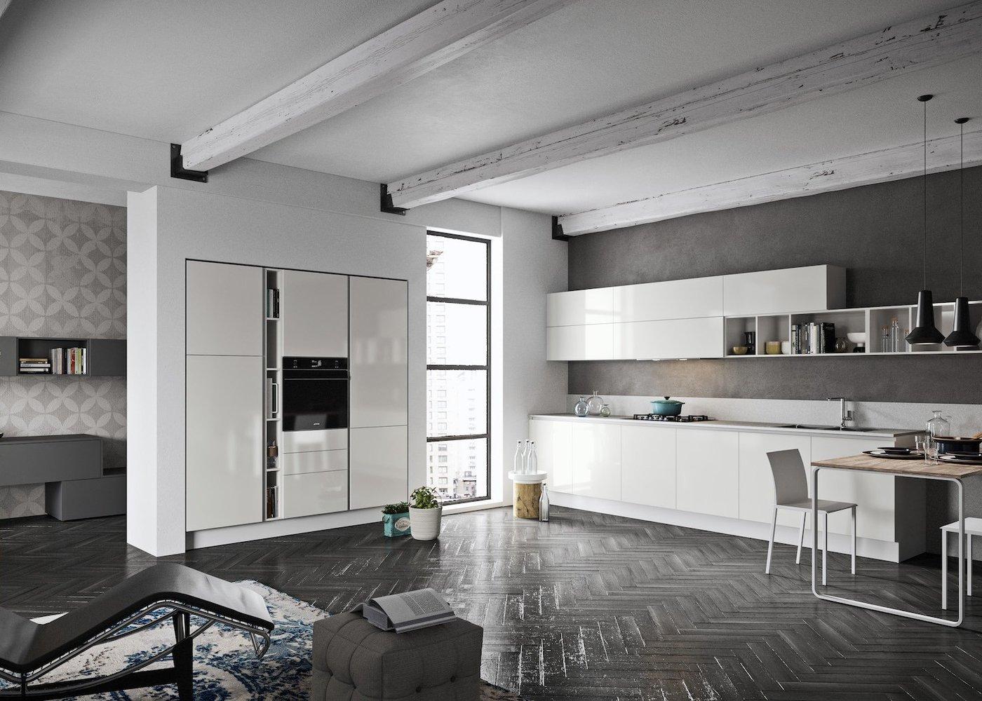 Come Modificare Una Cucina Componibile cucine per piccoli e grandi spazi