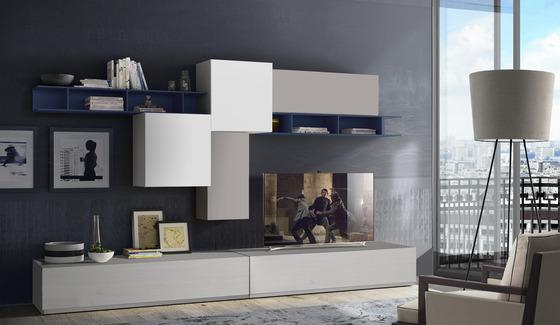 Soggiorni componibili - Casa Tua Arredamento Italiano