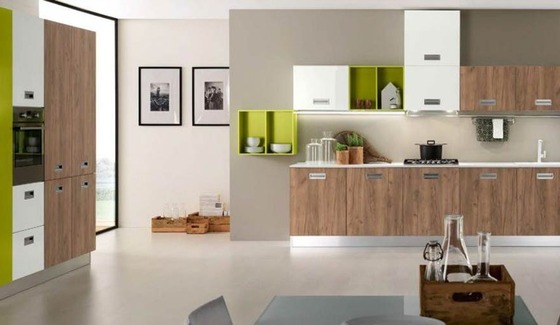 Cucine Componibili Immagini.Cucine Componibili Casa Tua Arredamento Italiano